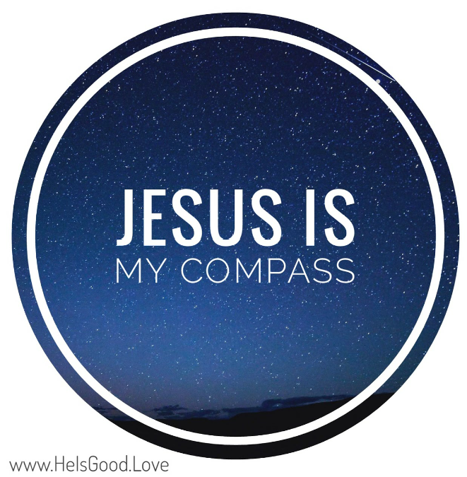 Jesus Is My Compass